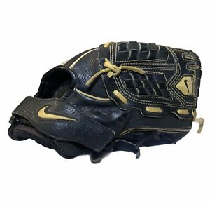 ~ Nike DE Edge ~ 11.00 Right Hand Handed Throw Baseball Mitt Glove Worn on Left
