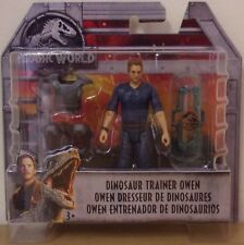 Jurassic World Basic Figure ~ Dinosaur Trainer Owen