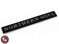 BILLET CNC horncast Placa/Emblema Soul del norte se ajusta PX/LML/T5 VESPA/Piaggio