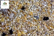 20KG NO GROW SONGBIRD WILD BIRD FOOD SEED MIX WITH RAISINS NO MESS / HUSK FREE