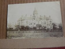 More details for postcard pendlebury hospital salford real photo posted 1904