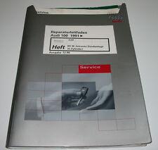 Werkstatthandbuch Audi 100 KE III-Jetronic / Zündanlage 5 Zylinder AAR ab 1991!