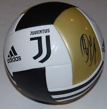 SEBASTIAN GIOVINCO signed (JUVENTUS) SOCCER BALL *TORONTO FC) W/COA ITALY #4