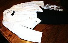 MARINE CORP OFFICERS WHITE SUMMER MESS DRESS UNIFORM TEST PILOT MAJOR MADENWALD