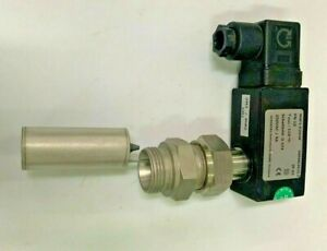 HONSBERG MW3-020HK Stainless Steel Level Switch G3/4 PN10 250VAC/5A T Max 110 C