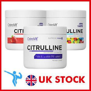 OSTROVIT Citrulline 210g - workout