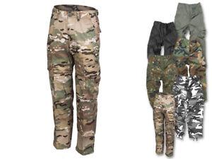 Mil-Tec US BDU Hose Kinder Kinderhose Rangerhose Cargohose Tarnhose Army XS-3XL