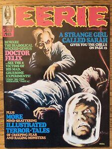 Eerie #16 (1965 series) Warren Magazine VF+