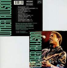 LUTHER ALLISON  more from Berlin  LIVE 89