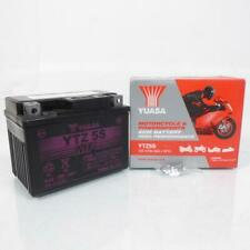 Battery Yuasa Motorrad KTM 250 Exc Racing 4T 2004-2006 YTZ5-S / 12V 3.7Ah New