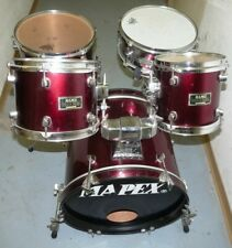 Mapex Venus Schlagzeug Series 90's VINTAGE Shellset 5 teilig mit 12er Snare!