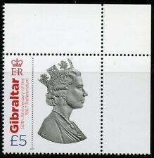 GIBRALTAR 2017 QUEEN ELIZABETH II 1967 REFERENDUM STAMP MINT NH