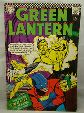 Green Lantern # 48 1966 DC Good First Appearance Of Goldface