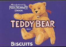 Advertising Postcard - Peek Frean & Co Ltd, London, Teddy Bear Biscuits  EE983