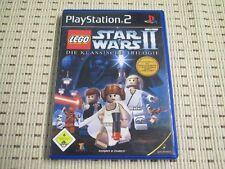 Lego Star Wars II 2 Die klassische Trilogie für Playstation 2 PS2 PS 2 *OVP*