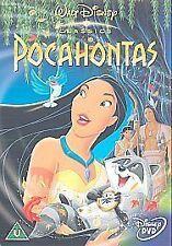 Walt Disney - Pocahontas (DVD, 2001) - Classics - Excellent Condition