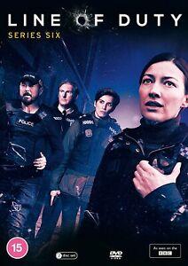 LINE OF DUTY - Series 6 (2020) DVD  Region 4 (AUS) New & Sealed