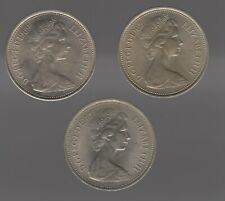 More details for 1968-1970 elizabeth ii 5 new pence coins   british coins   pennies2pounds