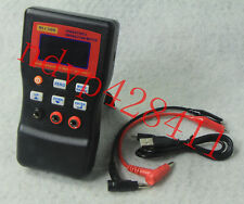 NEW AutoRanging LC Meter 0.001uH to 100H, 0.01pF to 100mF 1% accuracy 5-digit
