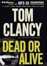 Tom CLANCY / DEAD or ALIVE           [ Audiobook ]