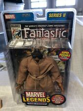 Marvel Legends Series 2 The Thing Disguise Variant toy biz