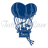 Tattered Lace Dies Love Is In the Air, TTLD1249 ~ RETIRED PRODUCTD!