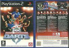JEU PlayStation 2 PS2 - PDC WORLD CHAMPIONSHIP DARTS JEU FLECHETTES / FRANCAIS