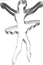 Ballerina 11 cm Ausstecher Ausstechform Keksausstecher Edelstahl 197282 Birkmann