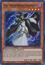 Lyla, Twilightsworn Enchantress -Super Rare- -COTD-EN025- NM Yugioh Code Duelist