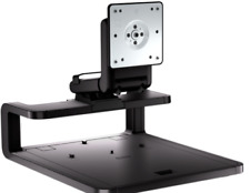 ( NEW ) HP Single Adjustable Monitor Display Stand AW663AA # ABA