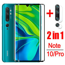 For Xiaomi Redmi Note 10 /Pro Camera Lens Tempered Glass+ Full Screen Protector