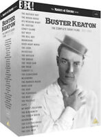 Buster Keaton - The Complet Court Films 1917-1923 DVD Neuf DVD (EKA40211)
