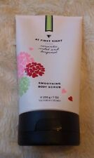Victoria'S Secret At First Sight Smoothing Body Scrub Violet Bergamot 7 oz New