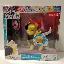 My Little Pony The Movie Singing Songbird Serenade Sia Exclusive Pony Figure NIB
