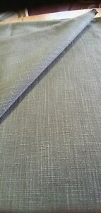 LOAF CLEVER  LAUDERED LINEN PENCIL GREY UPHOLSTERY FABRIC SEE SIZES BELOW