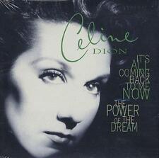 Audio CD - CELINE DION - It's All Coming Back To Me SINGLE DIGIPAK Like New (LN)