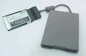 Toshiba Libretto 50CT 70CT 100CT 110CT Bootable PCMCIA Floppy Disk Drive FDD