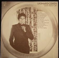 LEONARD COHEN - 1975 GREATEST HITS (LP)  34077