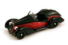 "Alfa Romeo 6C 2500 SS ""Black/Red"" 1939 (Spark 1:43 / S2715)"