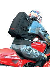 BIKE IT Motorcycle Rucksack BIKE IT Backpack Heavy Duty Rucksack Black Rucksack