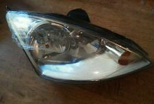 Ford Focus RH headlamp twin reflector clear  2001- 2005