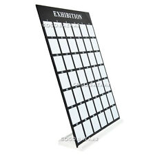 42 camere per finitura professionale Nail Art Tips Display Board Stand