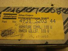 Milwaukee/Atlas Copco/AEG Armature 4931320344 16-07-0080 PHE20RLN 931320344