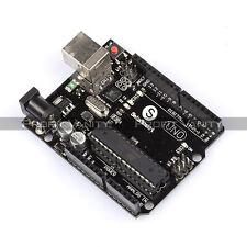 2 PCS SainSmart UNO R3 Board MEGA328P ATMEGA16U2 + freiem USB Kabel für Arduino