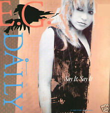 E.G. Daily - Say It, Say It - 1985 A&M