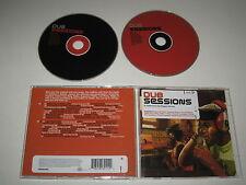 VARIOUS ARTISTS/DUB SESSIONS(SESSIONS/SESHDCD211)2xCD ALBUM