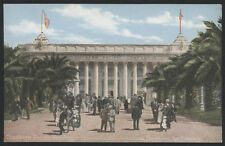 1915 P.P.I.E. Southern Pacific RR Building Post Card