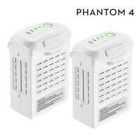 2Pack 15.2V 5350mAh LiPo Intelligent Flight Battery for DJI Phantom 4 / 4 Pro