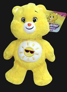 Care Bears Unlock The Magic Funshine Bear 8 Inch Small Plush