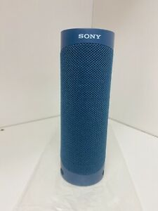 Sony Extra Bass Portable Bluetooth Speaker Blue Color- SRS-XB23, New No Box